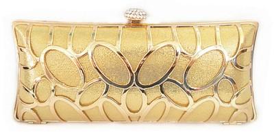 Glamora Gold  Clutch