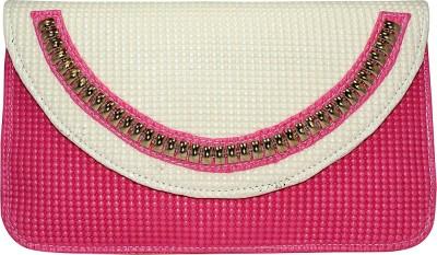 Paramsai Pink  Clutch