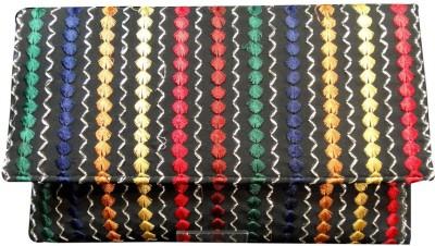 Praniti Multicolor  Clutch
