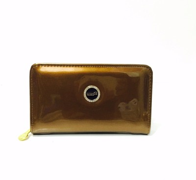 Lizzie Party Brown  Clutch