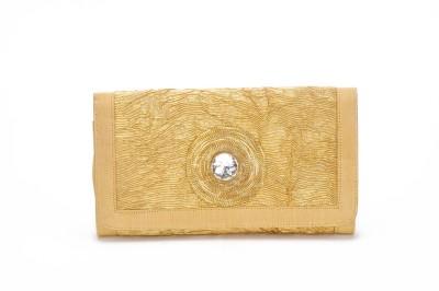 Stylocus Women Casual Gold  Clutch