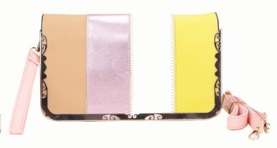 Jolie Multicolor  Clutch