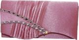 Cherrykart Women Party Pink  Clutch