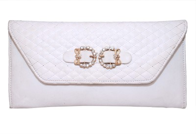 Prime Formal White  Clutch