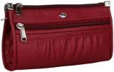 MADASH Women Maroon  Clutch