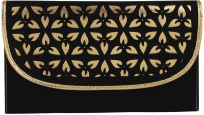 Gihaan Festive Black  Clutch