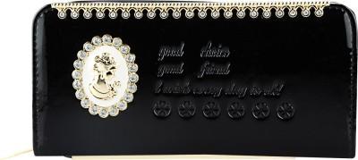 Toral Casual, Festive, Wedding Black  Clutch