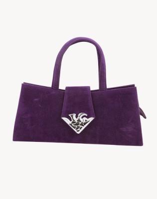 Azores Women Casual Purple  Clutch