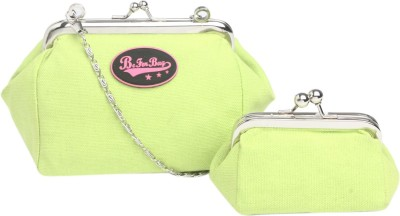 Be for Bag Girls, Women Casual Multicolor  Clutch