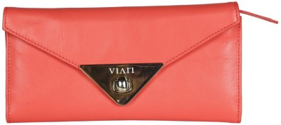 Viari Women Party Pink  Clutch