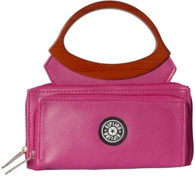 Racial Women Formal Pink  Clutch