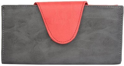 ZOSTER Casual Grey  Clutch