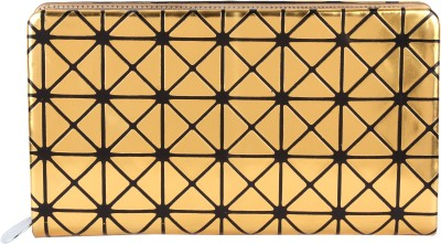 OneLook Girls, Women Party, Formal Gold  Clutch