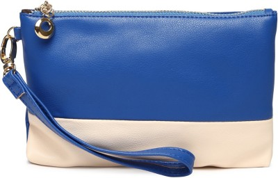 Dressberry Casual Blue  Clutch