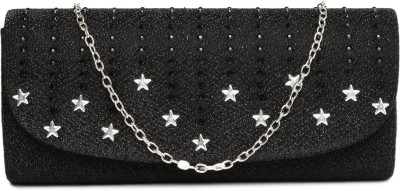 Dressberry Black  Clutch