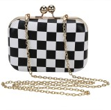 Bling It On Women Black  Clutch
