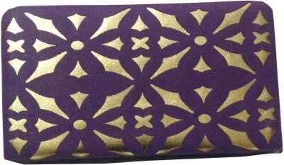 Fashion Rain Party, Casual Purple  Clutch
