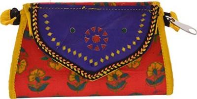 Shiv Multicolor  Clutch