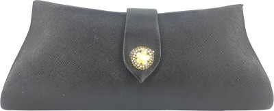 X-WELL Party, Wedding, Festive Black  Clutch