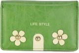 Fab Fashion Women Casual Green  Clutch