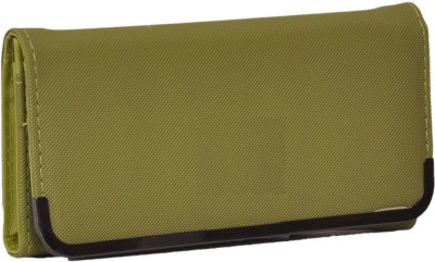 NAAZ BAGS COLLECTION Green  Clutch