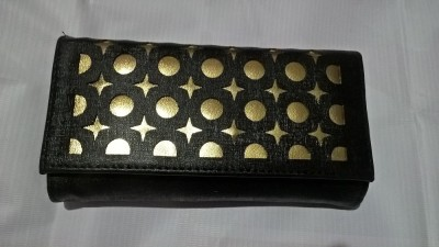 AABHA STORES Casual Black  Clutch