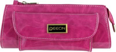 Deeon Women Formal Pink  Clutch