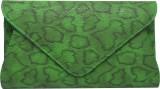 Super Drool Women Green  Clutch