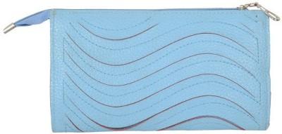 SRI Casual, Formal Blue  Clutch