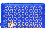Zasmina Women Blue  Clutch
