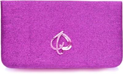 adglee Festive, Wedding, Party Purple  Clutch