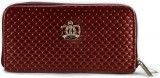 Magiq Women Casual Maroon  Clutch