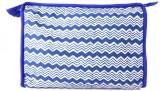 Jaipurse Women Casual Blue  Clutch