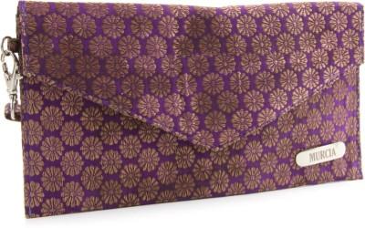 Murcia Women Purple  Clutch