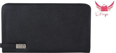 Freya Wedding, Festive, Party, Formal Black  Clutch