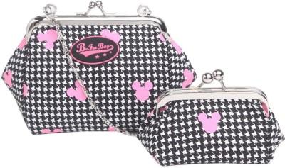 Be for Bag Women, Girls Casual Grey  Clutch