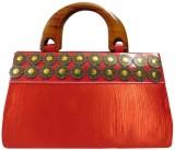 Laviva Women Red  Clutch