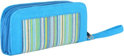 AFW Casual Blue  Clutch