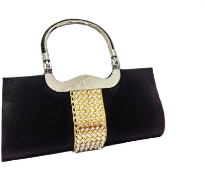 Bagzmania Black  Clutch
