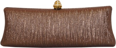 parv collections Gold  Clutch