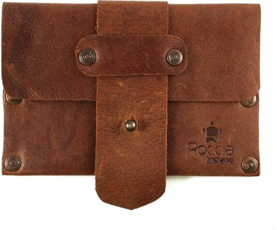 Roccia Indiano Casual Brown  Clutch