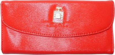 VINCITORE Red  Clutch