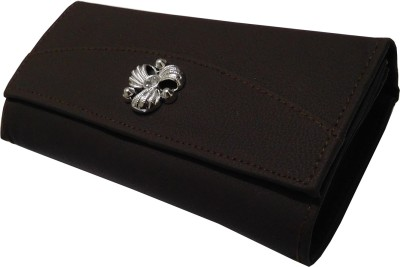 Samco Fas Girls, Women Brown Artificial Leather Wallet