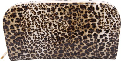 UC Party, Casual, Formal Beige, Brown  Clutch