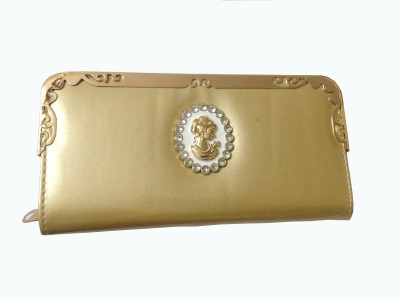 MSELACTOS Wedding, Casual, Party, Formal Gold  Clutch