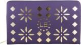 Louise Belgium Girls Casual Purple  Clut...