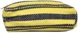 Merci Women Casual Yellow, Black  Clutch