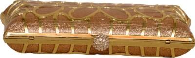 Galore Gold  Clutch