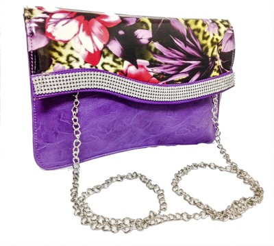 Bagzmania Women Party Multicolor  Clutch