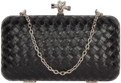 Mex Women, Girls Party, Wedding, Casual Black  Clutch